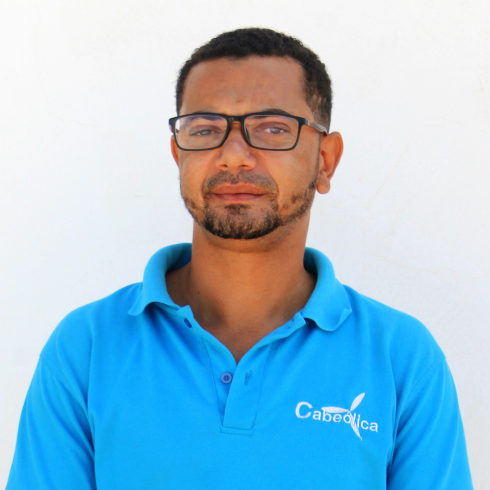 Jamirson SoaresBoa Vista Site RepresentativeJamirson Soares has a degree in Electrical Engineering from the University of Cape Verde. He gained experience with his participation in the Planning of the Energy and Water Sector for the Sustainable Development of Cape Verde project and he is currently a member of the association Nucleus of Renewable Energy Investigation.